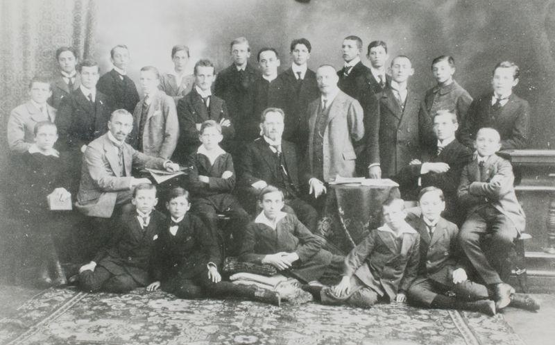 Abschlussklasse 1914
