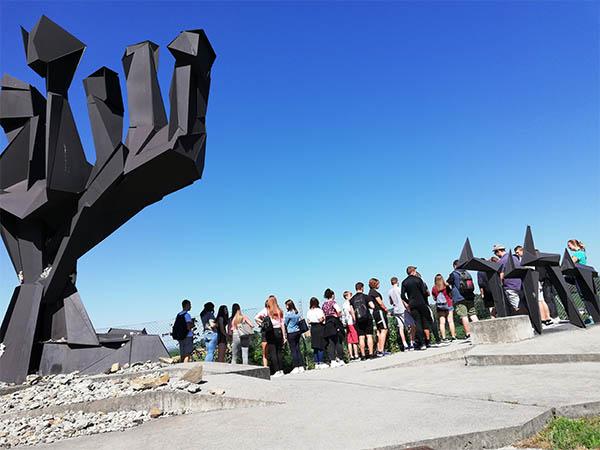 Exkursion in die Gedenkstätte Mauthausen