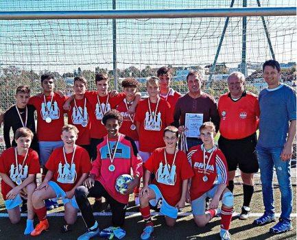 Fussball Stadtmeisterschaft
